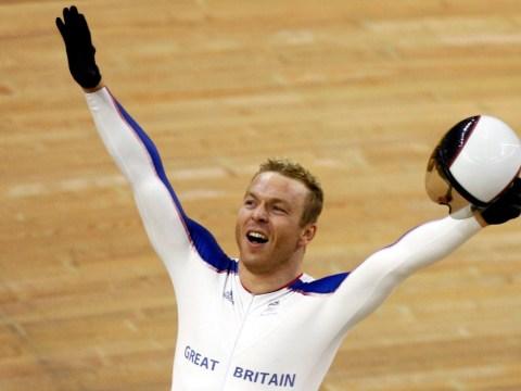 Sir Chris Hoy admits lure of Glasgow 2014 kept him pedalling on