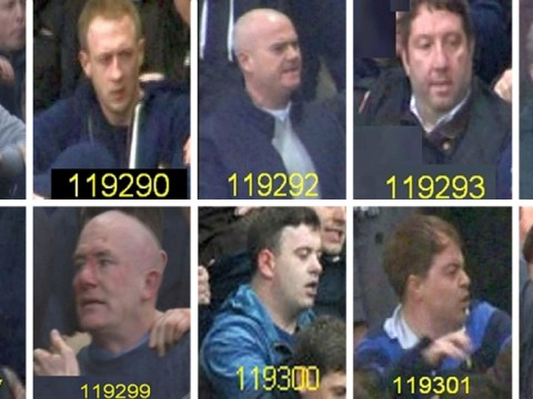 Police release images of 10 Millwall fans wanted over FA Cup violence