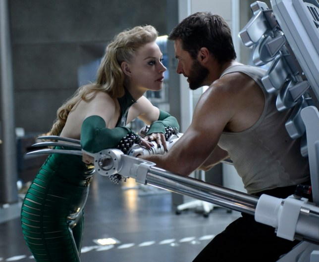 While Fox showcased new bits of footage at CinemaCon today, a full gallery of high-resolution stills from The Wolverine, via ReviewSTL, has revealed a few new images from the James Mangold-directed X-Men spin-off. Featuring Logan (Hugh Jackman) taking on ninjas.