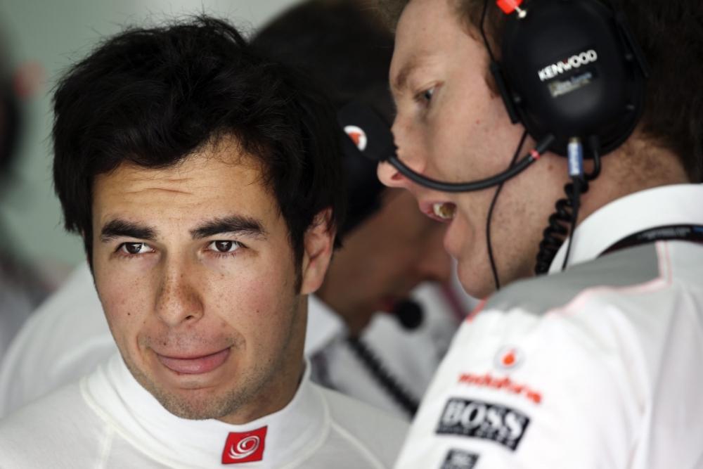 F1 debrief: 'Sparky' Sergio Perez impressed in Bahrain Grand Prix duel with Jenson Button