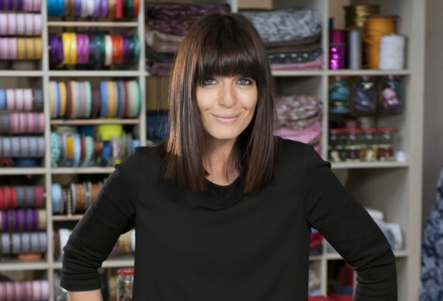 Claudia Winkleman presents The Great British Sewing Bee (Picture: Love Productions)