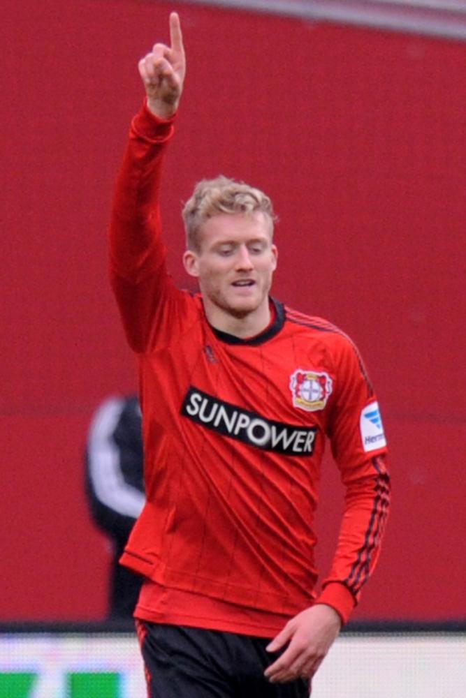 Bayer Leverkusen confirm holding talks with Chelsea over Andre Schurrle transfer