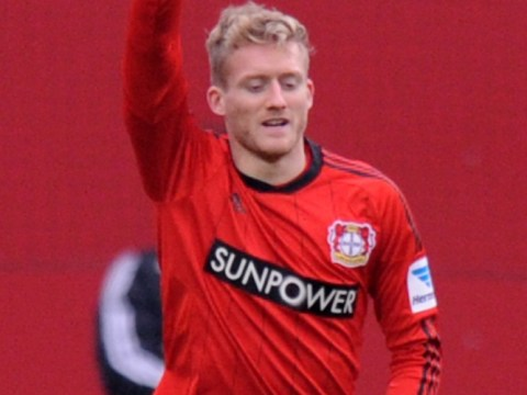 Bayer Leverkusen confirm holding talks with Chelsea over Andre Schurrle transfer