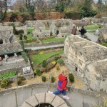 A general view of the model village in Bourton-on-the-Water in the Cotswold, which has been given Grade II listed status. PRESS ASSOCIATION Photo. Picture date: Saturday April 21, 2013. The model is a replica of Bourton-on-the-Water in 1;9: scale and was opened in 1937 on Coronation day. According to English Heritage, it is the first time a model village has been given Grade II status. Photo credit should read: Tim Ireland/PA Wire