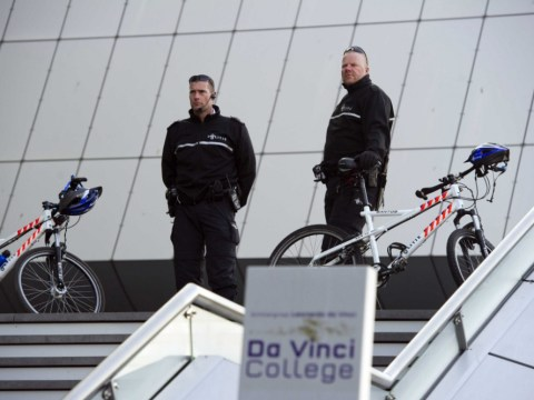 Netherlands school massacre threat: Arrest made as Leiden pupils stay home