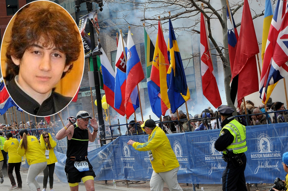 Boston marathon bombings suspects were 'motivated by religious extremism'