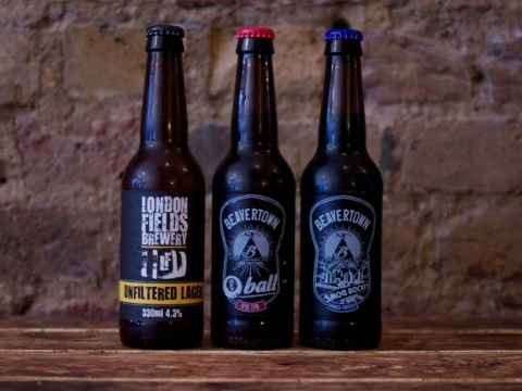 Boutique beer, St George's mushrooms and wild garlic are this week's hot trends