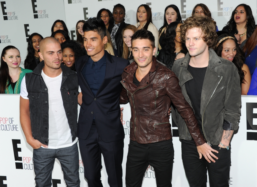 The Wanted's Tom Parker reveals sex shock