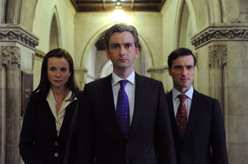 BBC braced for complaints over Politician's Husband rape scene