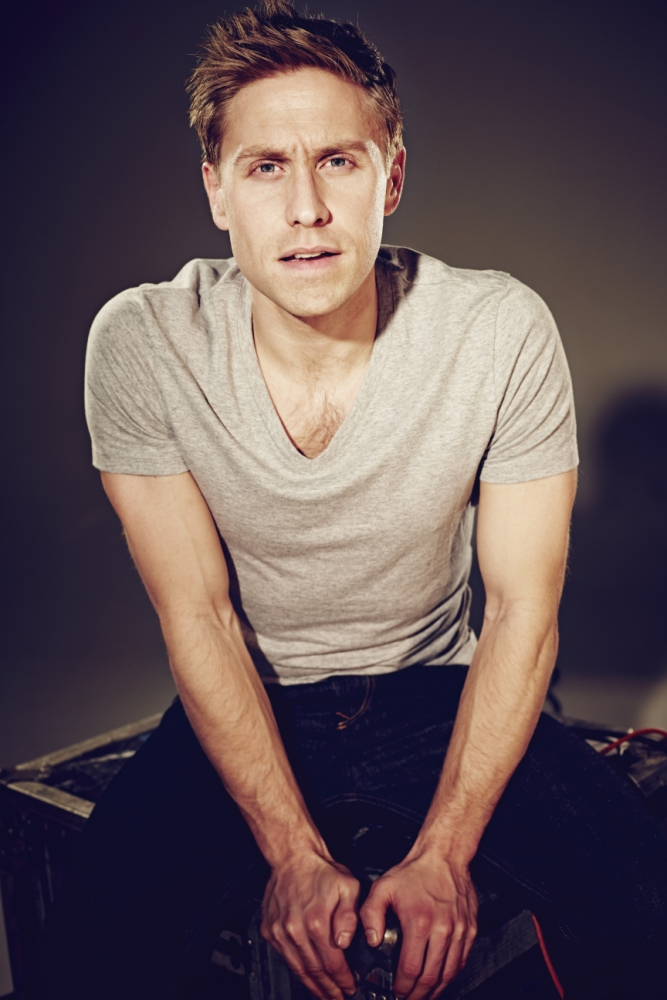Russell Howard: I wouldn't be a comedian without my family