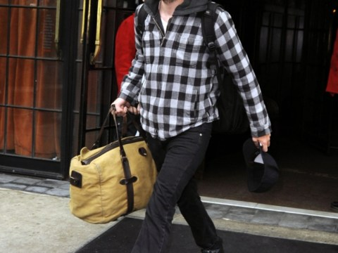 Over for good: Robert Pattinson moves out of Kristen Stewart's home following their latest split
