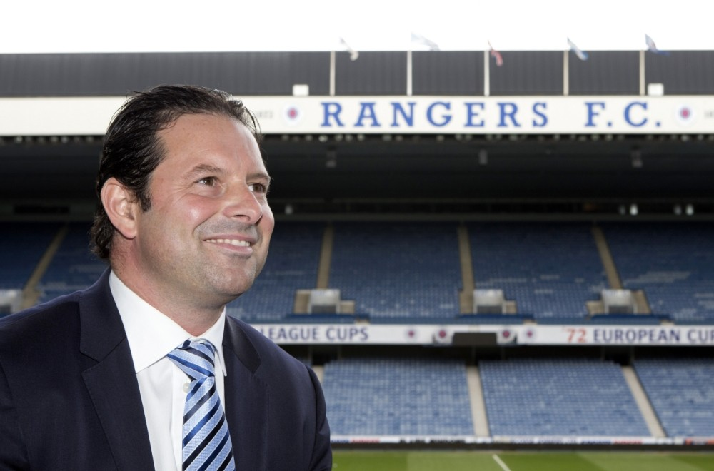 New chief Craig Mather vows to win over doubting Rangers fans