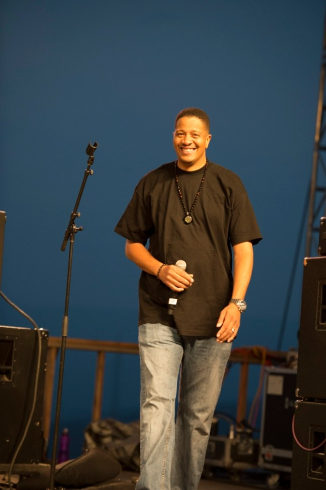 Jurassic 5's Chali 2Na reveals what's on his playlist (Picture: Corbis)
