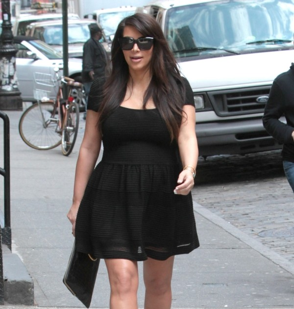 Kim Kardashian breaks silence for first time since giving birth: 'I can't believe it, so crazy!'