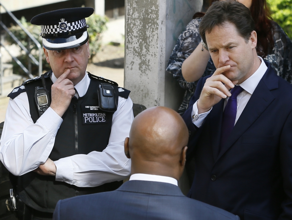 Downing Street refuses to confirm Nick Clegg's claim the government's snoopers' charter has been scrapped