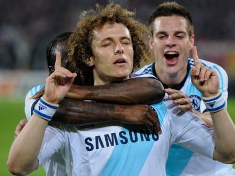 David Luiz: Chelsea must keep 'strong minds' for Europa League second leg
