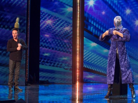 Britain's Got Talent 2013: Ant McPartlin fears for his life as 'mentalist' Aaron Crow takes to the stage
