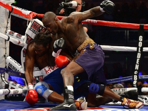 This could finally be the end for me, admits beaten Audley Harrison