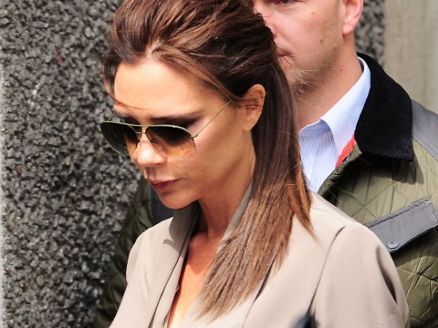 Victoria Beckham denies she will be designing costumes for Fifty Shades Of Grey film