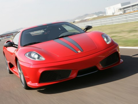 Father charged for allowing son, 9, to drive his Ferrari