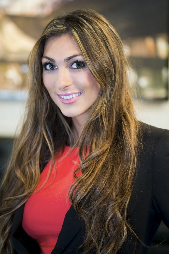 Luisa Zissman denies paying £3,000 for racy online snaps to be deleted