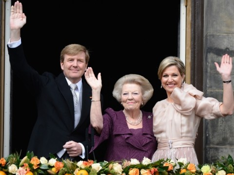 Queen Beatrix steps down as Willem-Alexander becomes first Dutch king in 100 years