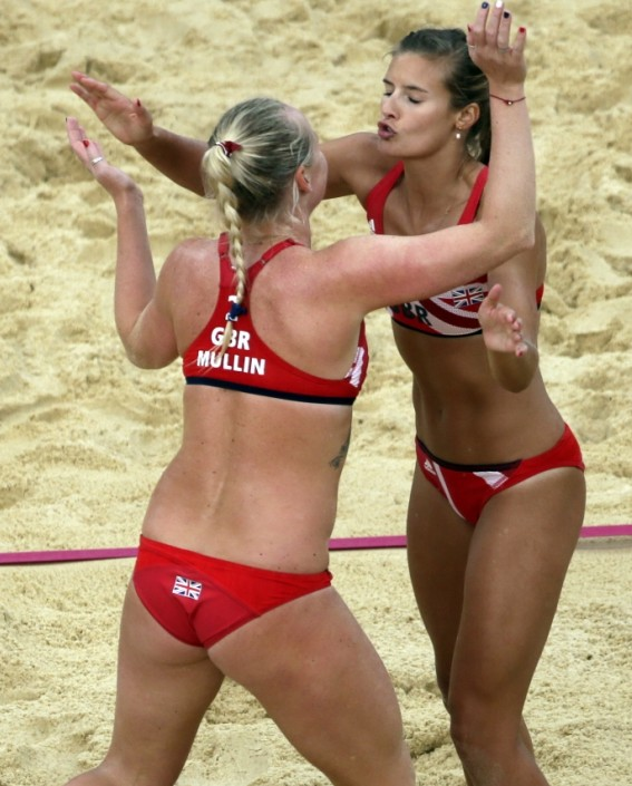 Beach volleyball star Zara Dampney aiming to marry up domestic bless and Olympic success