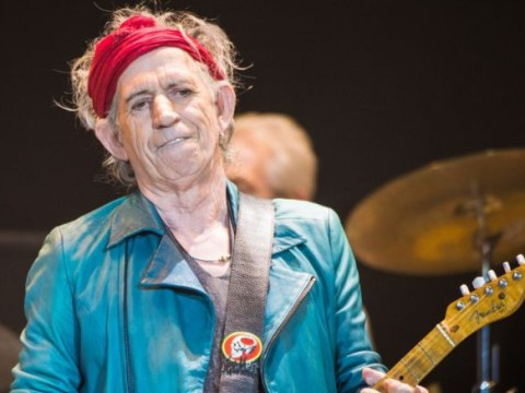 Keith Richards said the Rolling Stones saved him from suicide after his son died