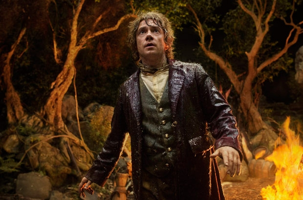 Film: The Hobbit: An Unexpected Journey (2012) with Martin Freeman as Bilbo Baggins.