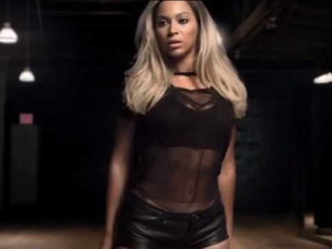 Beyonce teases new music as BeyHereNow clip is released
