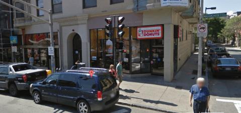 Police allow Dunkin' Donuts stores to remain open despite Boston lockdown