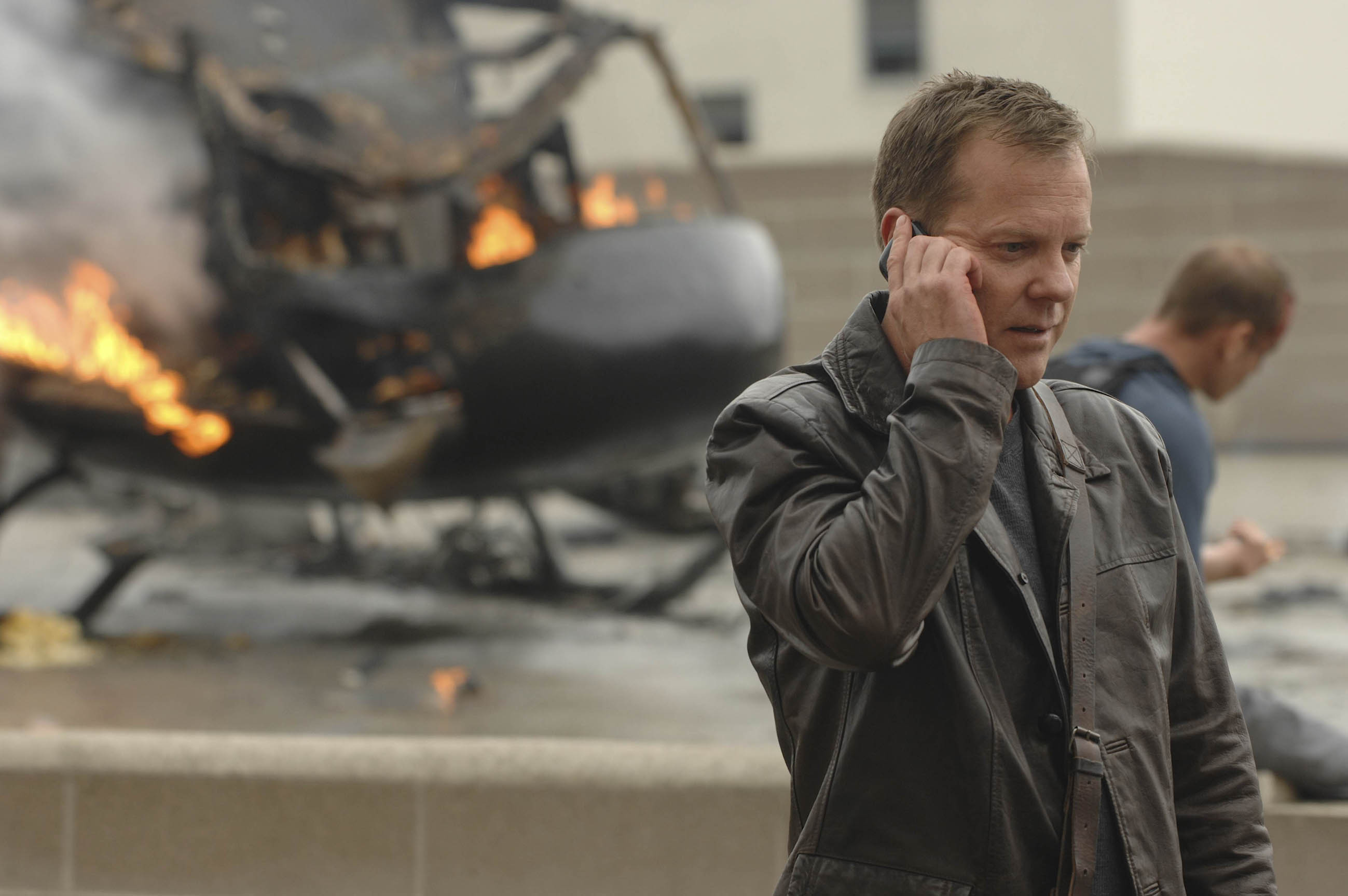 Jack Bauer's terrorist-fighting career is over for good, says 24's Kiefer Sutherland