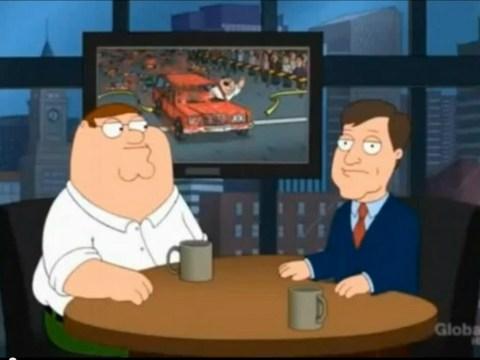 Seth MacFarlane: Family Guy Boston Marathon bombing clips are abhorrent