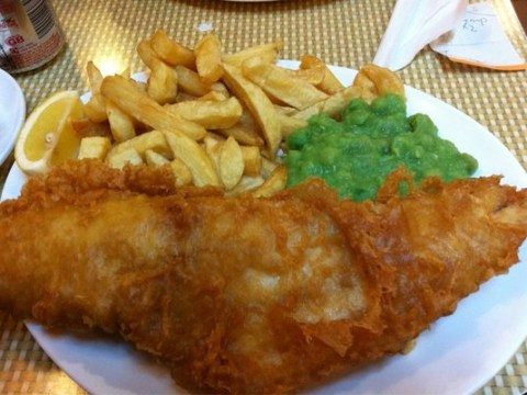 St George's Day: Top 10 places to eat fish and chips in London