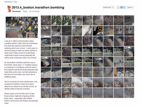 Barack Obama criticises Twitter and Reddit pursuit of Boston bombing suspects