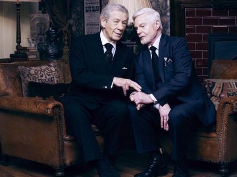 Sir Ian McKellen: New sitcom Vicious proves TV has grown up