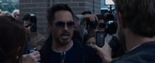 Robert Downey Jr returns as Tony Stark in Iron Man 3