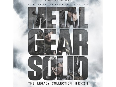 Metal Gear Solid Legacy announced for PS3 – includes MGS 1 through 4