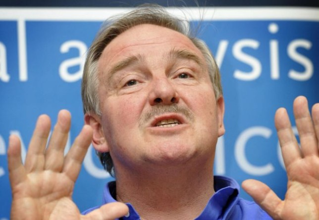 Professor David Nutt speaking in 2009 following his sacking as the government's chief drugs advisor. (Picture: Tim Ireland/PA Wire)