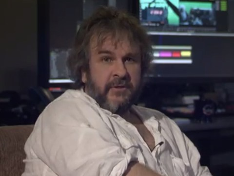 Peter Jackson reveals challenges of Hobbit trilogy in online live event