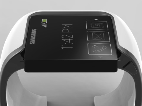 Microsoft smartwatch to work with Xbox 720?