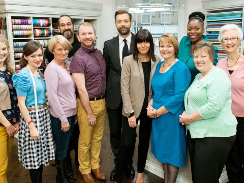 Great British Sewing Bee makes strong debut on BBC Two with 2.5m viewers