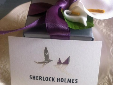 New Sherlock series three image teases wedding scene