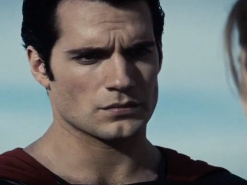 Man Of Steel TV spot released showing Superman in action