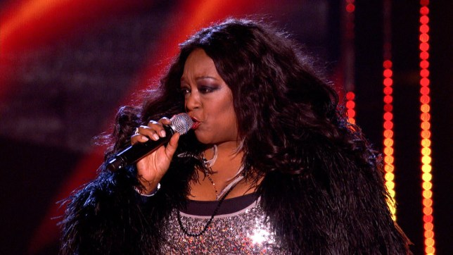Kym Mazelle The Voice