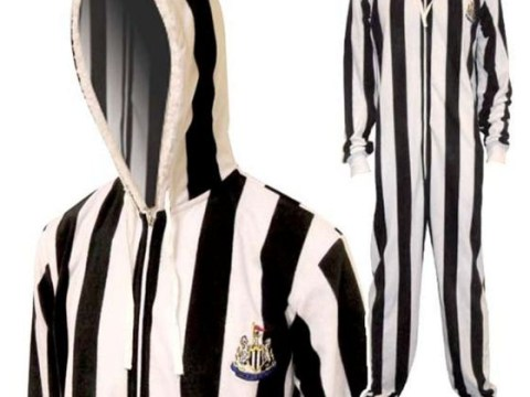 Newcastle United's adult onesie back by popular demand