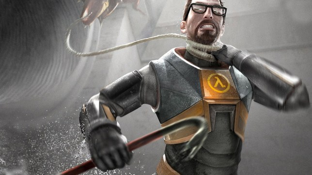 If Half-Life 3 exists why won't Valve announce it?