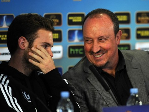 Rafa Benitez may return to Italy to take command at Napoli after departing Chelsea