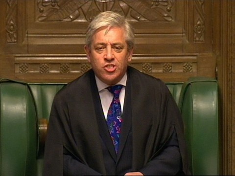 John Bercow branded a 'disgrace' for claiming eastern European migrants 'work harder than British people'
