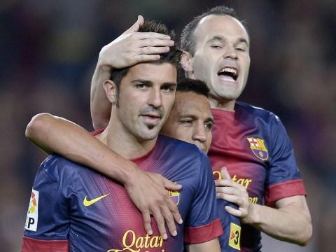 Tottenham aim to recruit David Villa and Leandro to provide more goals next season